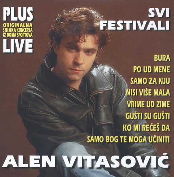 Alen Vitasović - Cover - Svi festivali