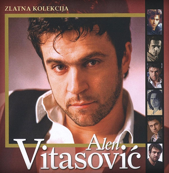 Alen Vitasović - Cover - Zlatna Kolekcija